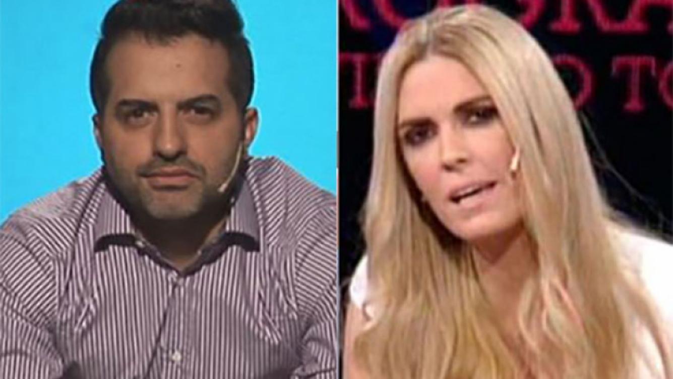 El misterioso tuit de Ángel de Brito ¿dirigido a Viviana Canosa? (Foto: Web)