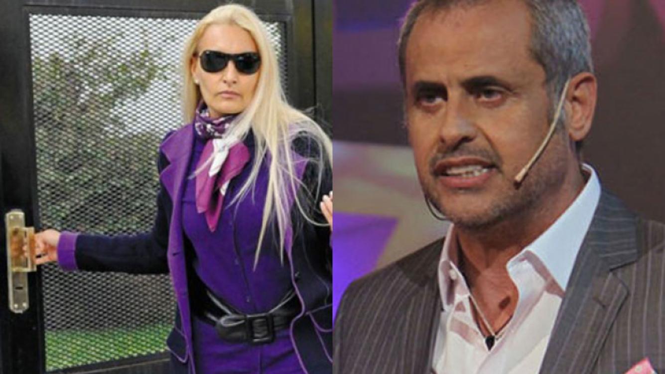 Silvia D Auro desmintió los dichos de su exmarido Jorge Rial. (Fotos: web)