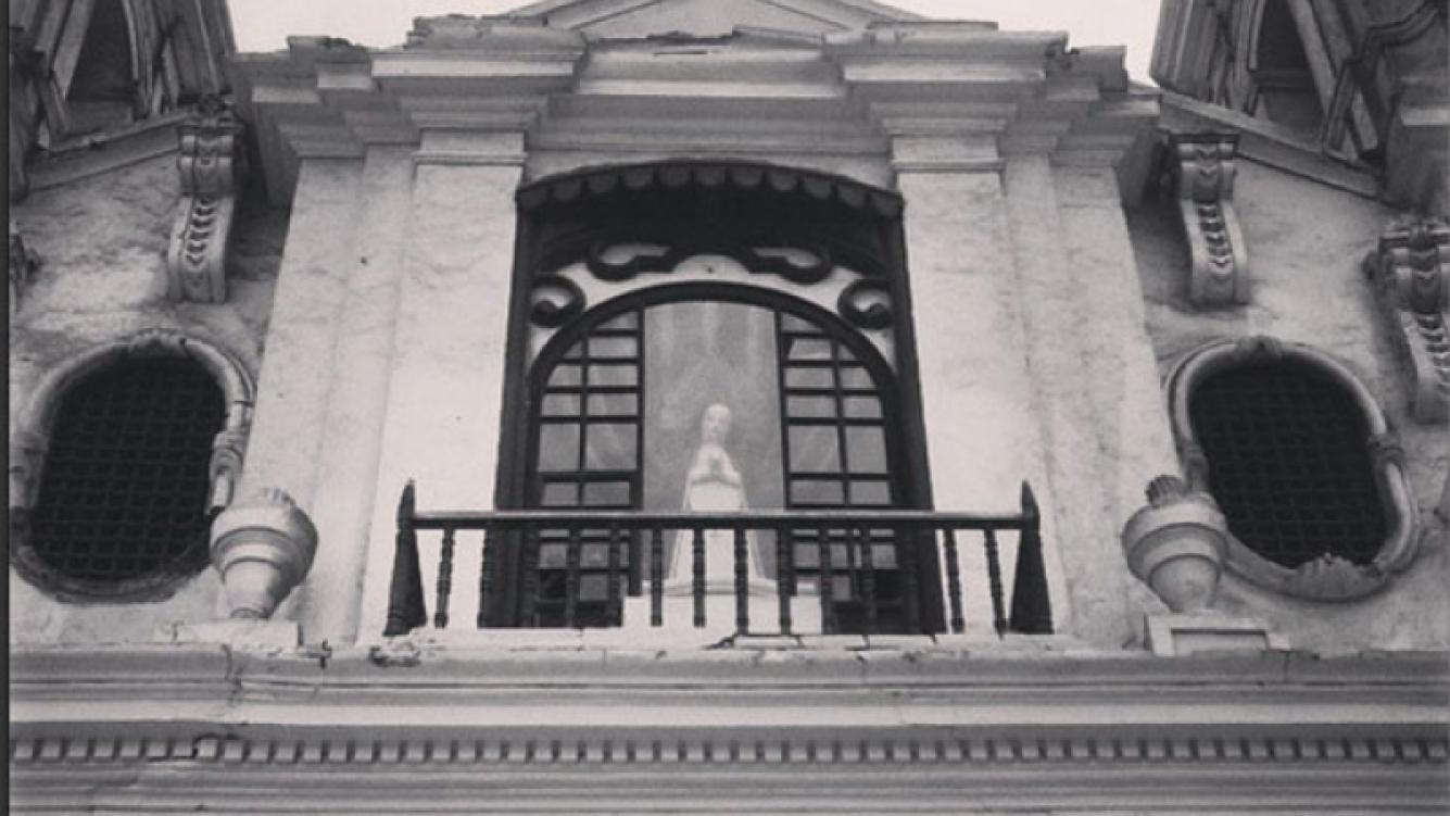 Celeste Cid visitó Perú. (Fotos: Instagram)