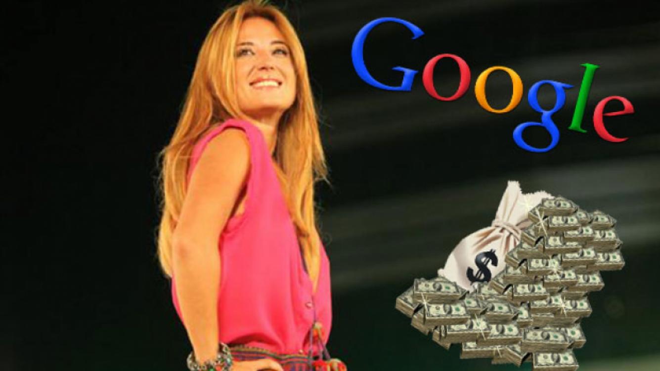 Jésica Cirio le ganó un juicio a Google. (Foto: Web)
