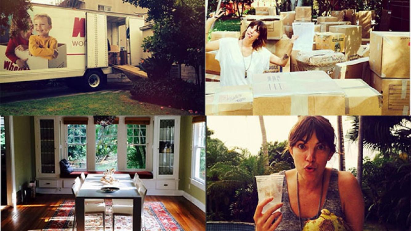 Deborah de Corral se mudó de California a Miami. (Foto: Instagram)