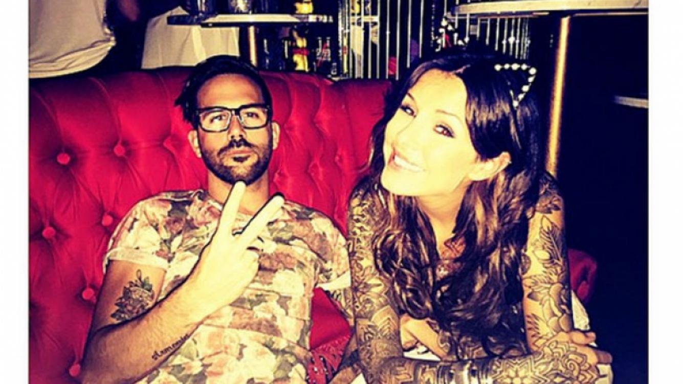 Candelaria Tinelli oficializó su reconciliación con Nacho Lecouna con una elocuente foto (Foto: Instagram)