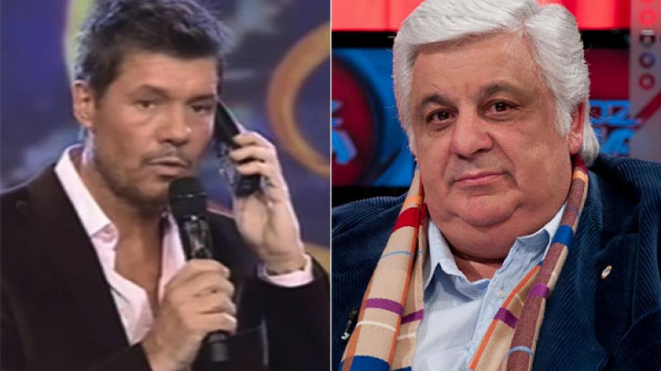 Marcelo convocó a Alberto Samid: