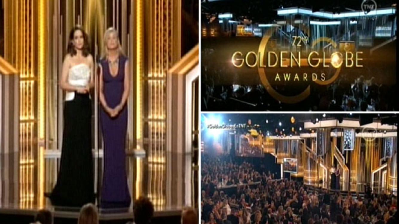 La entrega de los Golden Globes. (Imagen: web)