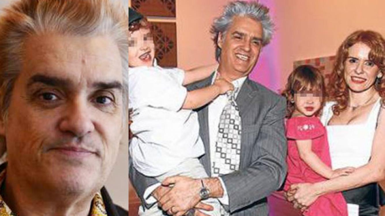 Roberto Pettinato habló de su conflictiva separación de Karina El Azem (Fotos: Web).