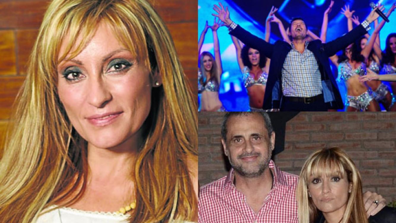 Marcela Tauro, la primera confirmada de Bailando 2015 (Fotos: Web).