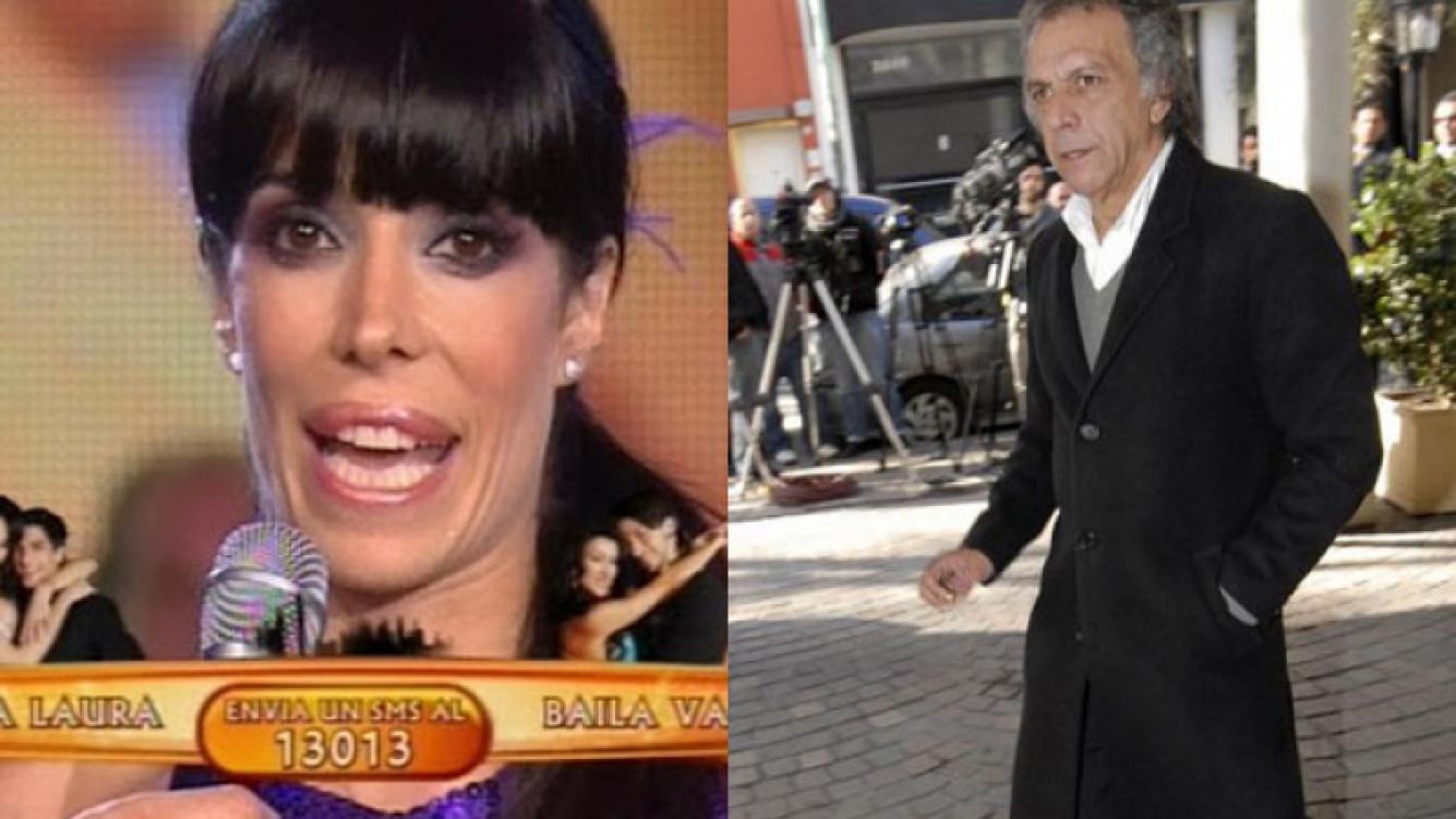Laura Fidalgo desmintió estar saliendo con Claudio Salomone.