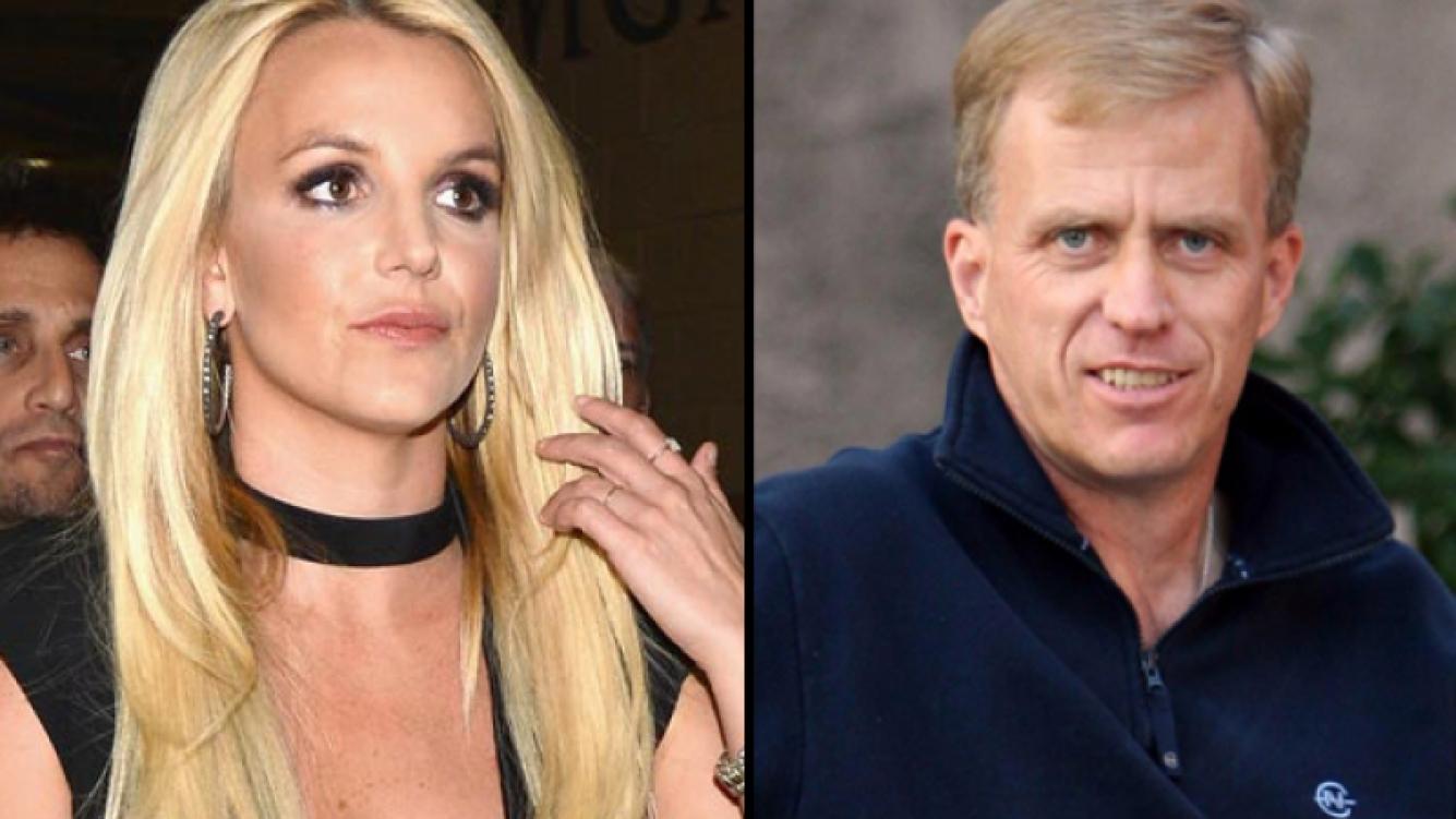 Britney Spears y John Sundahl (Fuente: web)