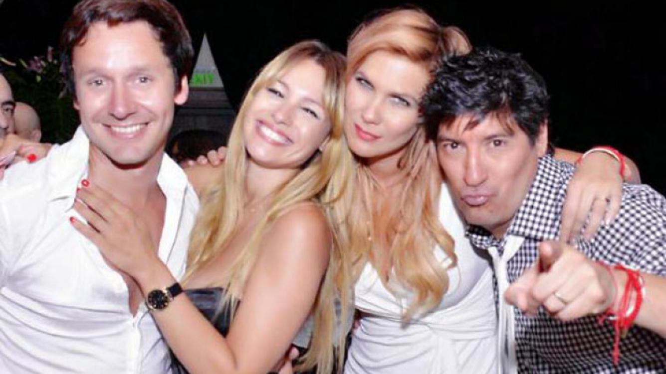 Pampita festejó sus 37 con una súper fiesta en Chile (Fotos: Instagram).