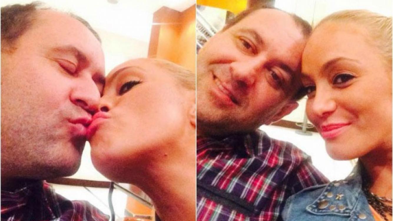 Ritó acaba de blanquear su romance con el productor Andrés Parodi. (Fotos: Twitter)