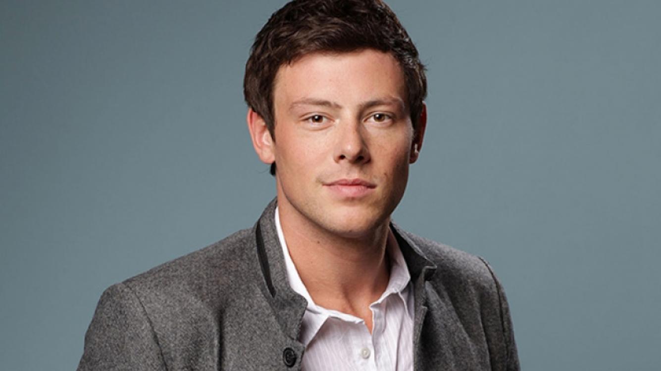 Cory Monteith, protagonista de Glee. (Foto: web)