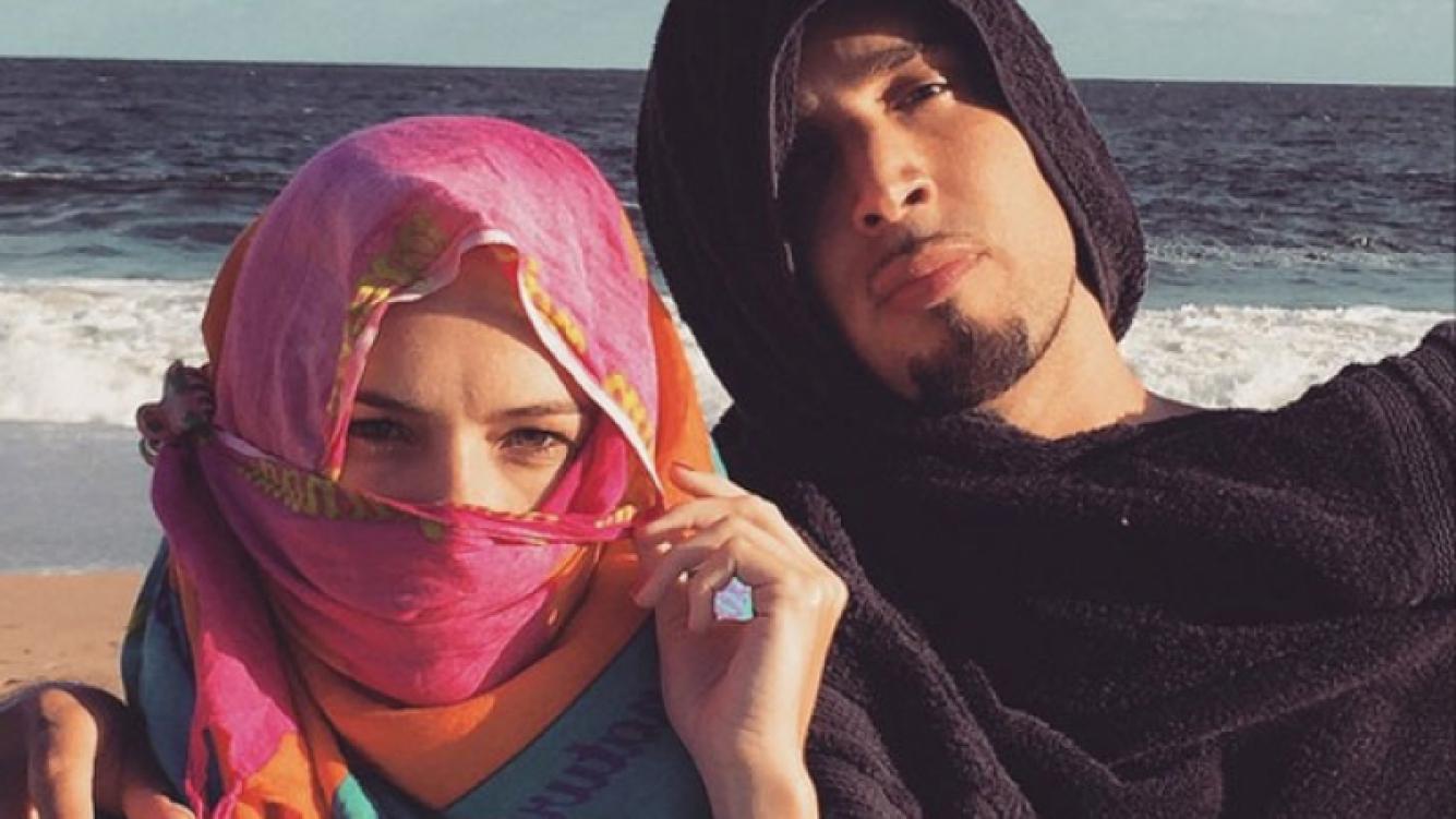 Dante Spinetta y Luz Cipriota apuestan nuevamente al amor: fotos de la reconciliación (Foto: Instagram)