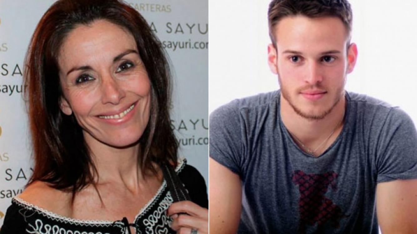 Viviana Saccone, tras la repercusión de su noviazgo con un actor 25 años más joven:
