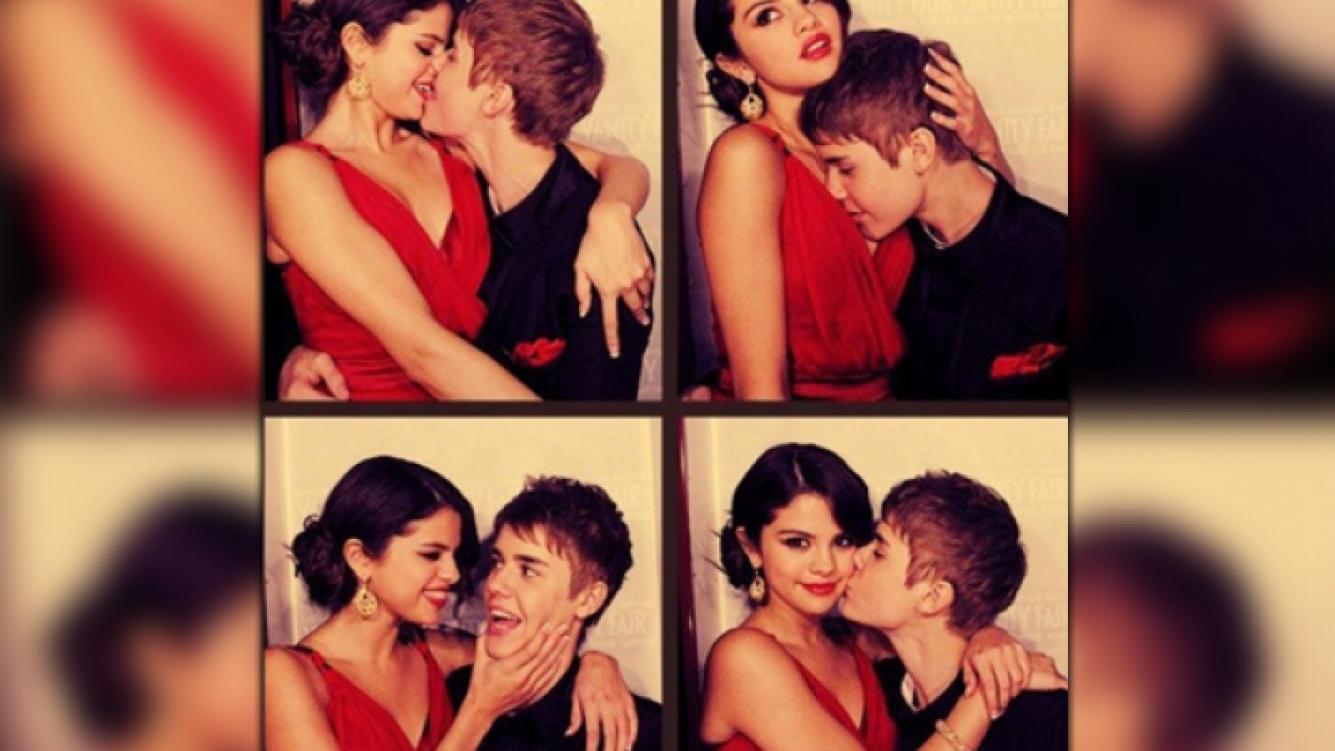 Justin Bieber y Selena Gómez en épocas mejores. (Foto: web)
