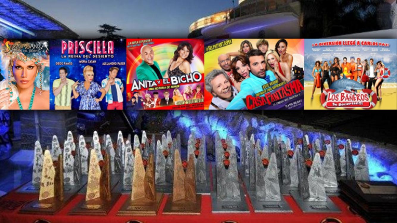 Los nominados a los Premios Carlos 2015. (Imagen: web)