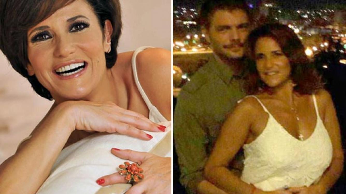 """María Fernanda Callejón ¿cerca de la confirmación de su embarazo?: """"Estamos muy bien"""". (Fotos: Web y Twitter)"""