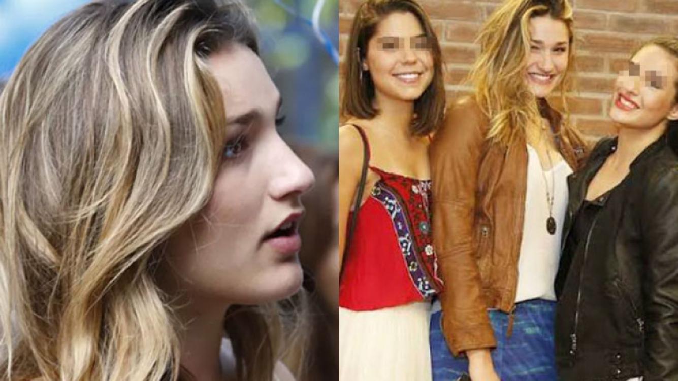 Sasha, la hija de Xuxa, causa furor en Brasil a sus 16 años (Fotos: Web).
