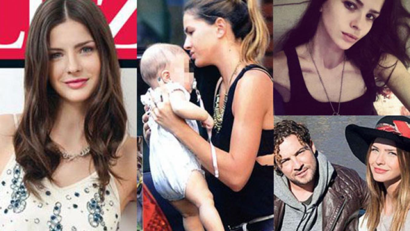 La China Suárez habló de todo: maternidad, amor y trabajo (Fotos: Luz y Web).
