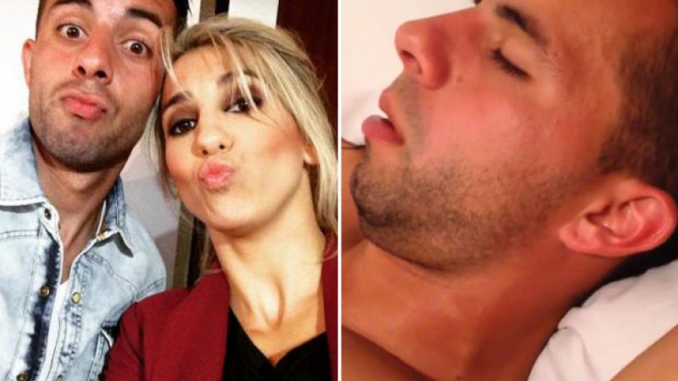 La divertida venganza de Cinthia Fernández con Matías Defederico. (Foto: Instagram)
