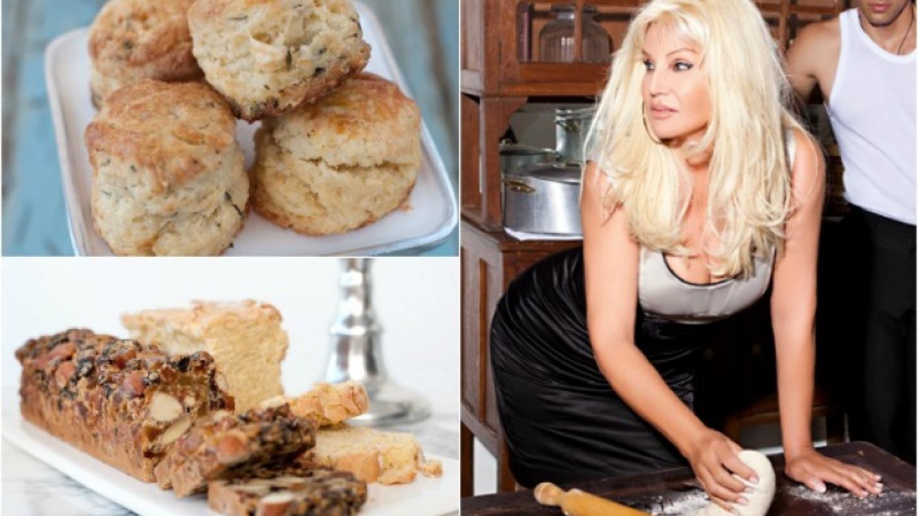 Susana les cocina scones y budines al elenco de Piel de Judas. (Foto: Web)