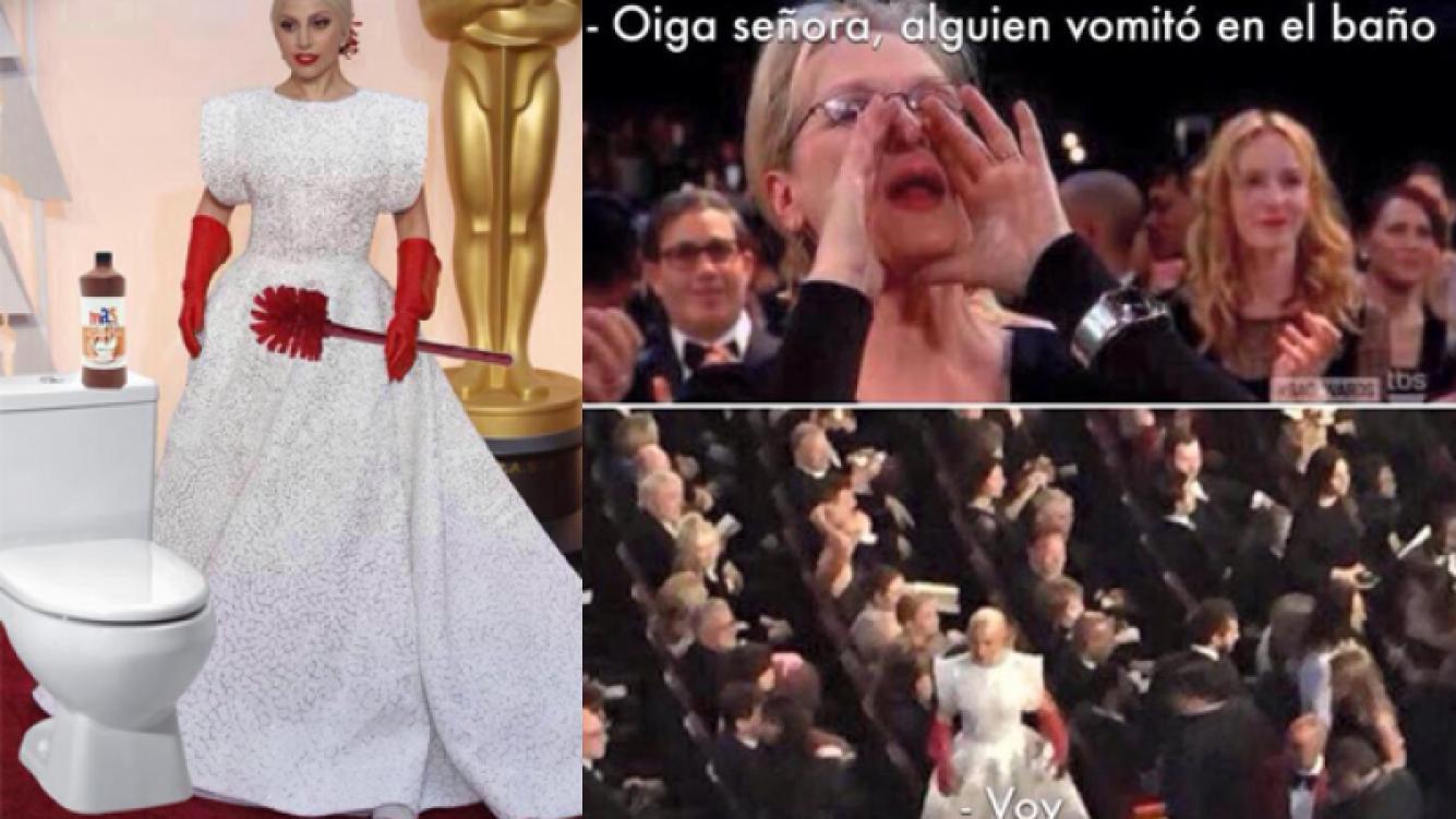 Los mejores memes de los Oscar 2015. (Fuente: web)