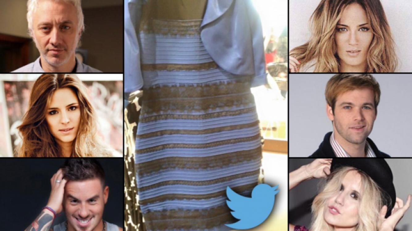 Los famosos argentinos opinaron del vestido. (Fuente: web)