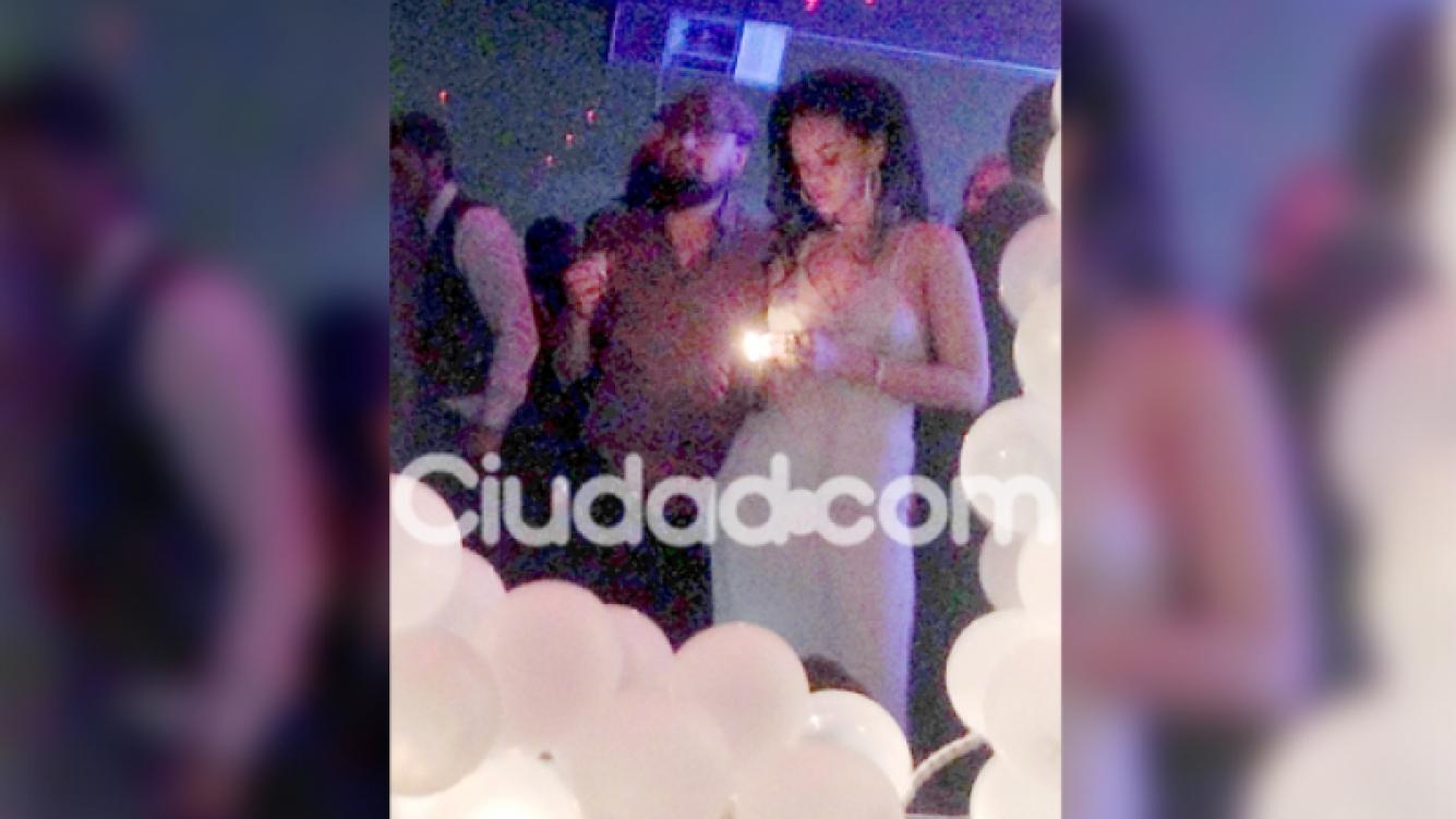 Leonardo DiCaprio y Rihanna juntos. (Foto: Grosby Group)