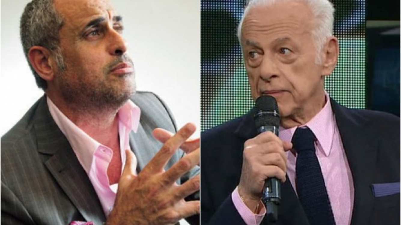 Jorge Rial se refirió a la muerte de Gerardo Sofovich. (Foto: Web)