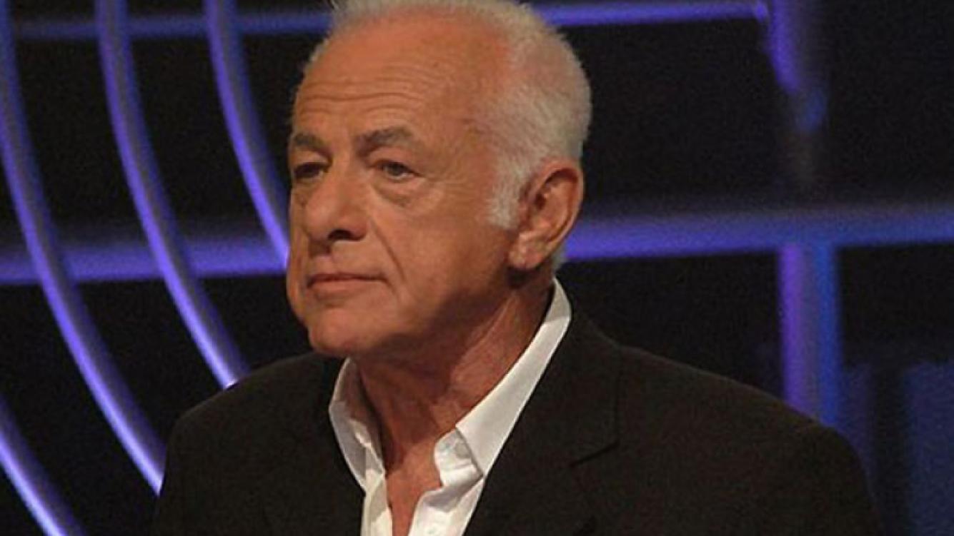 Así hablaba Gerardo Sofovich en su regreso a la TV, tras la última internación (Foto: Web)