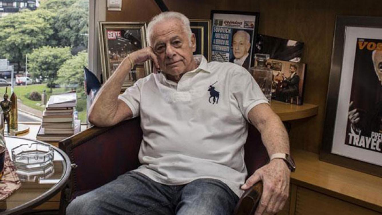La muerte de Gerardo Sofovich: una salud lastimada por