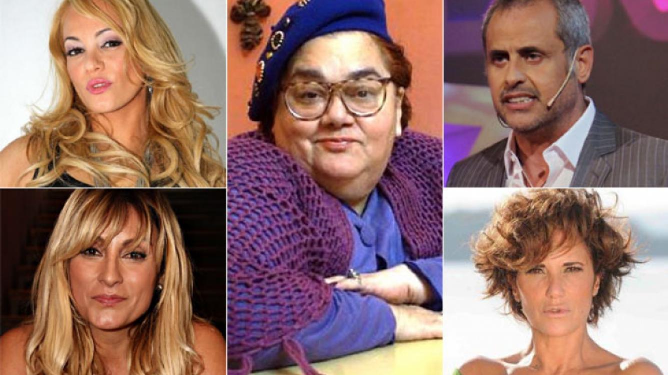 Murió Ana María Giunta: los famosos expresaron su dolor en Twitter (Foto: Web)