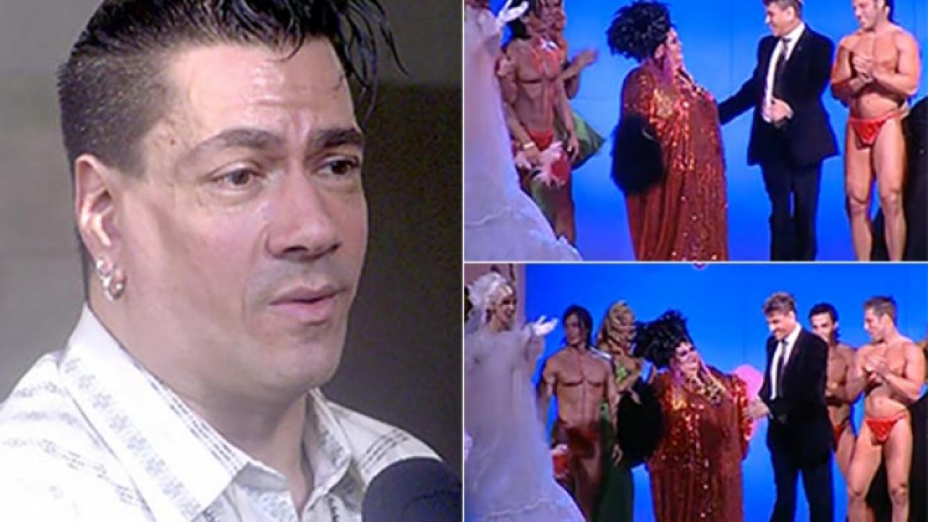 Roberto Piazza recordó a Ana María Giunta. (Fotos: Web y Capturas Youtube)