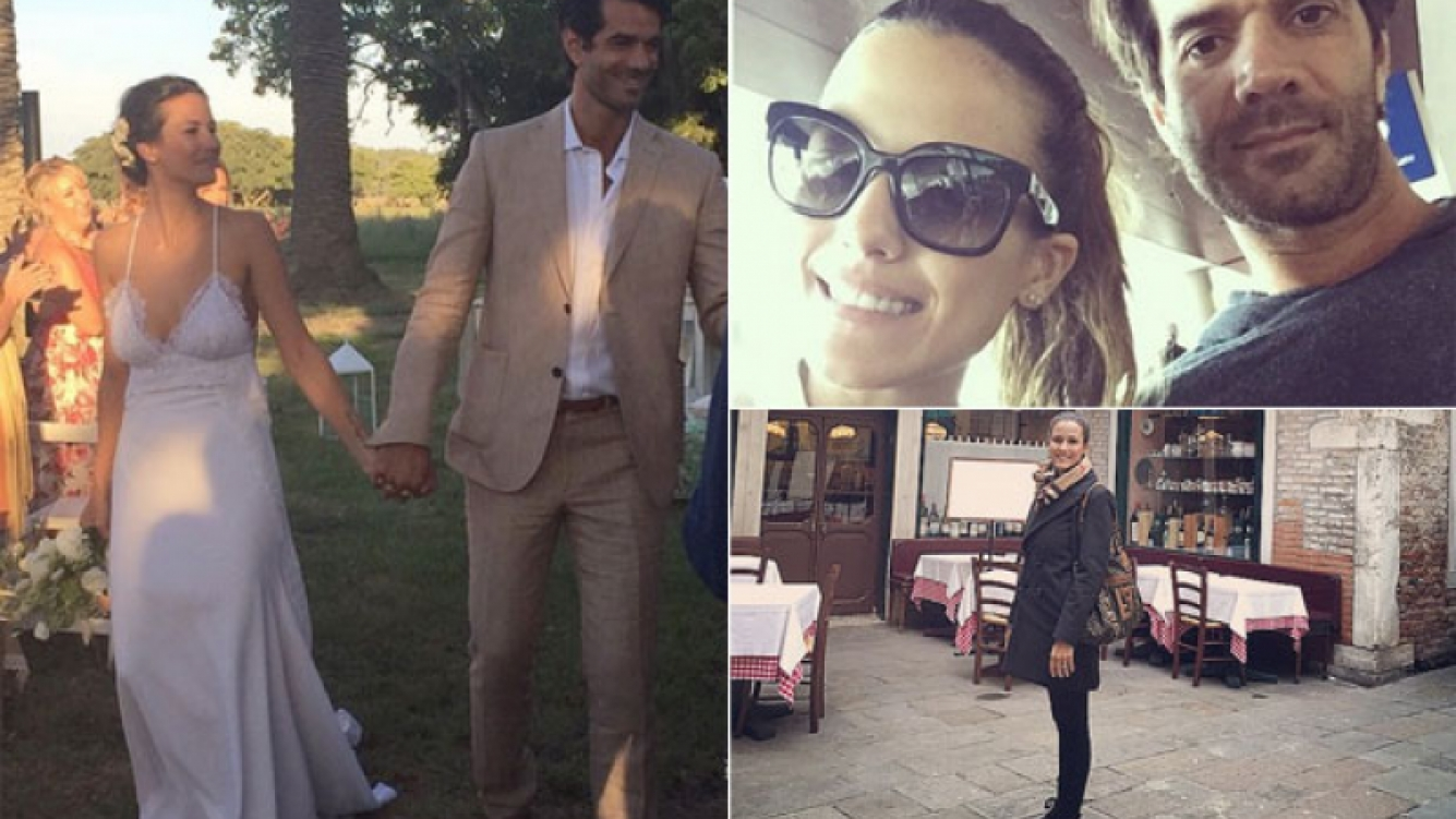 Luli Fernández fue sorprendida por Cristian Cúneo Libarona con un romántico destino de luna de miel (Foto: Instagram)
