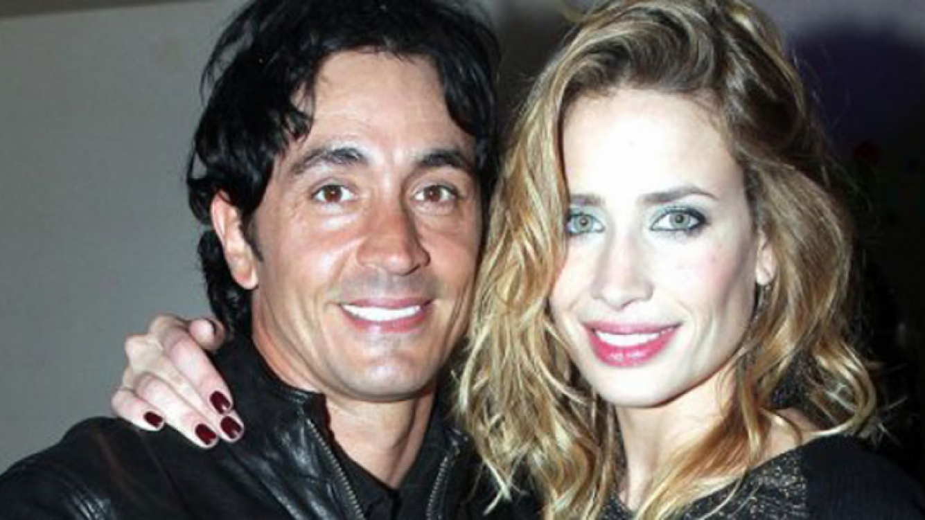 Sebastián Estevanez e Ivana Saccani serán padres de un varón (Foto: Web).
