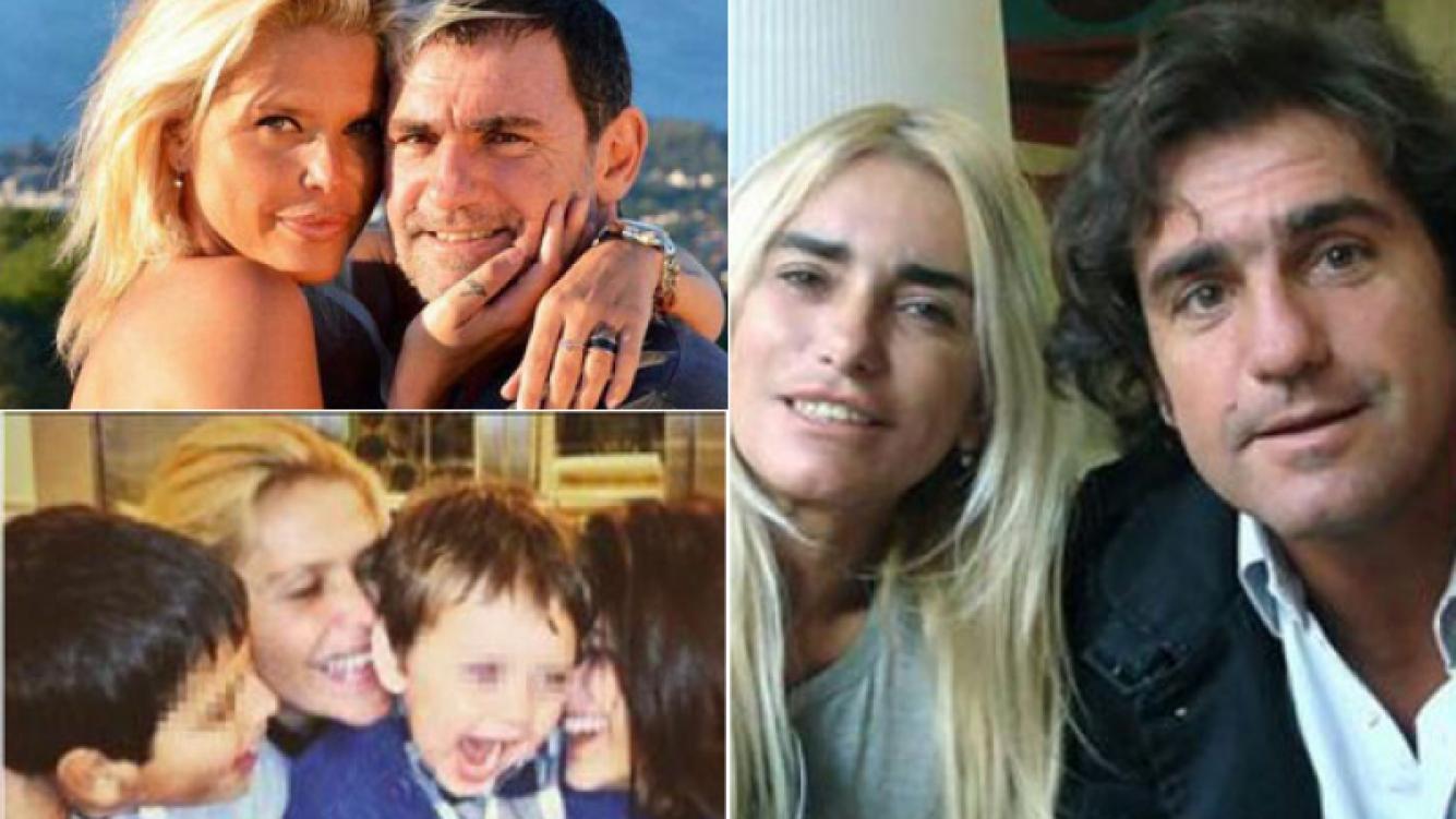 Nazarena Vélez, Bárbara Vélez y Silvia Rodríguez recordaron a Fabián Rodríguez a un año de su suicidio (Fotos: Web)