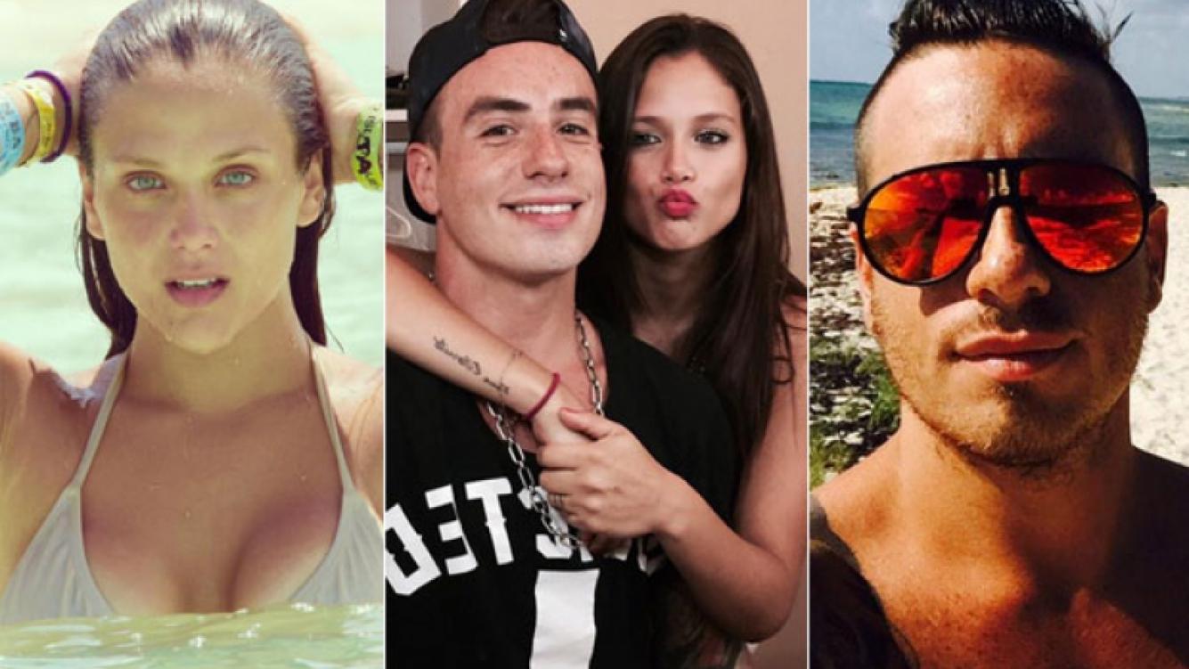 El piropo hot de Federico Bal a Barbie Vélez tras ver sus fotos en bikini: