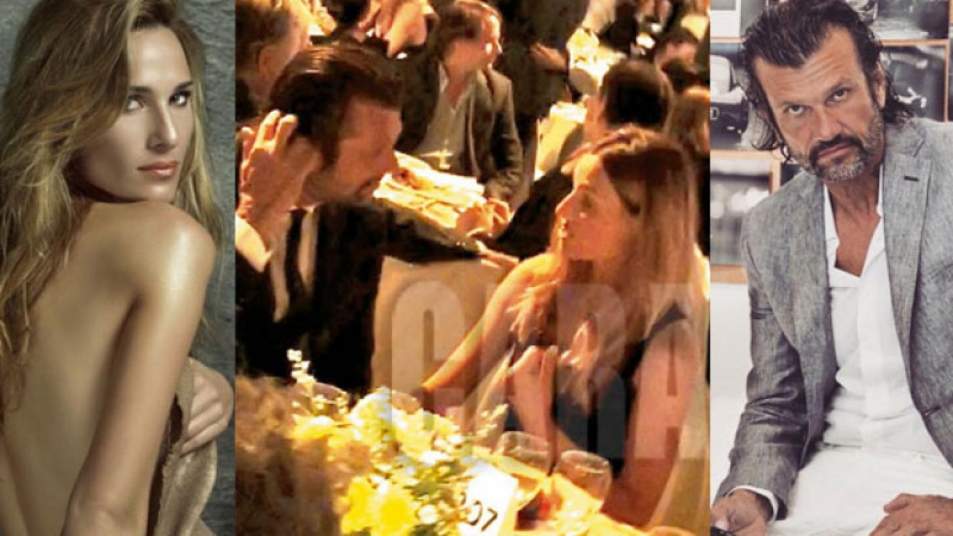 Lara Bernasconi y Federico Alvarez Castillo, un romance top. (Foto: Web)