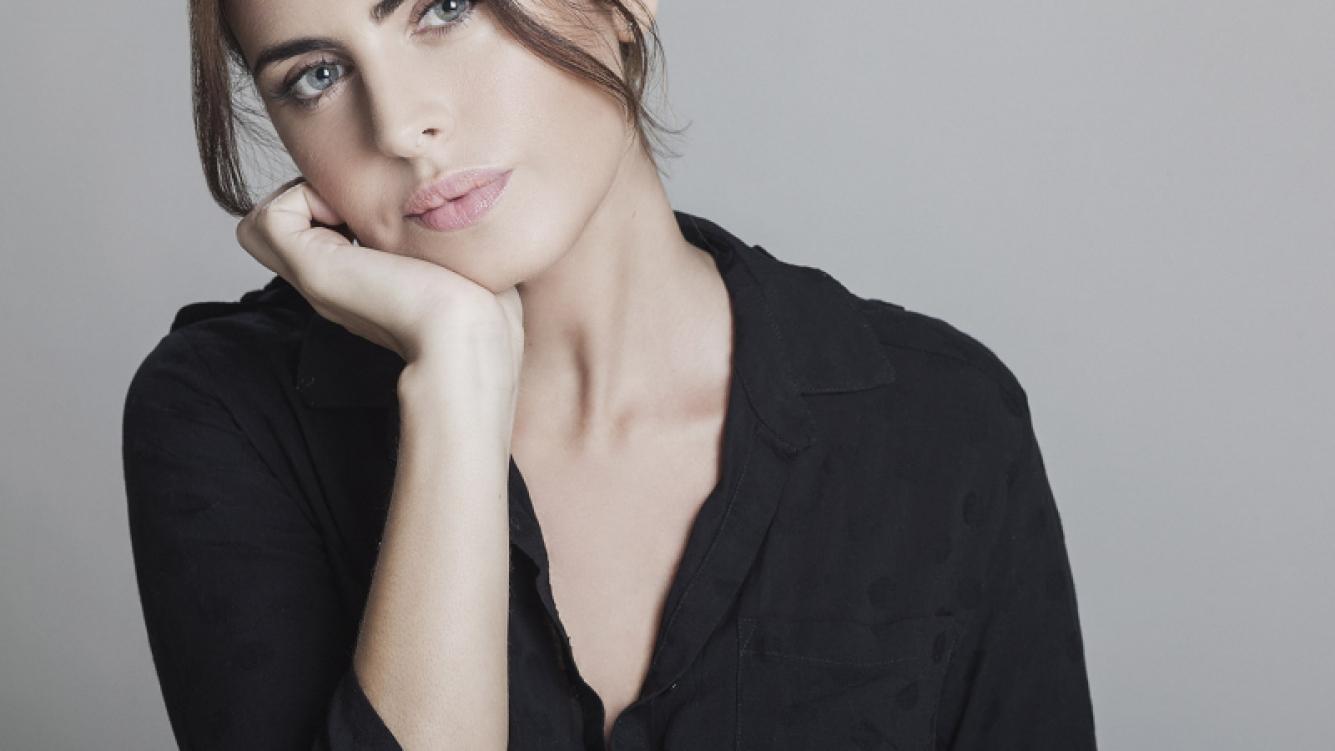 Silvina Luna, la sensualidad soft de una diosa de mirada intensa. (Foto: gentileza prensa)