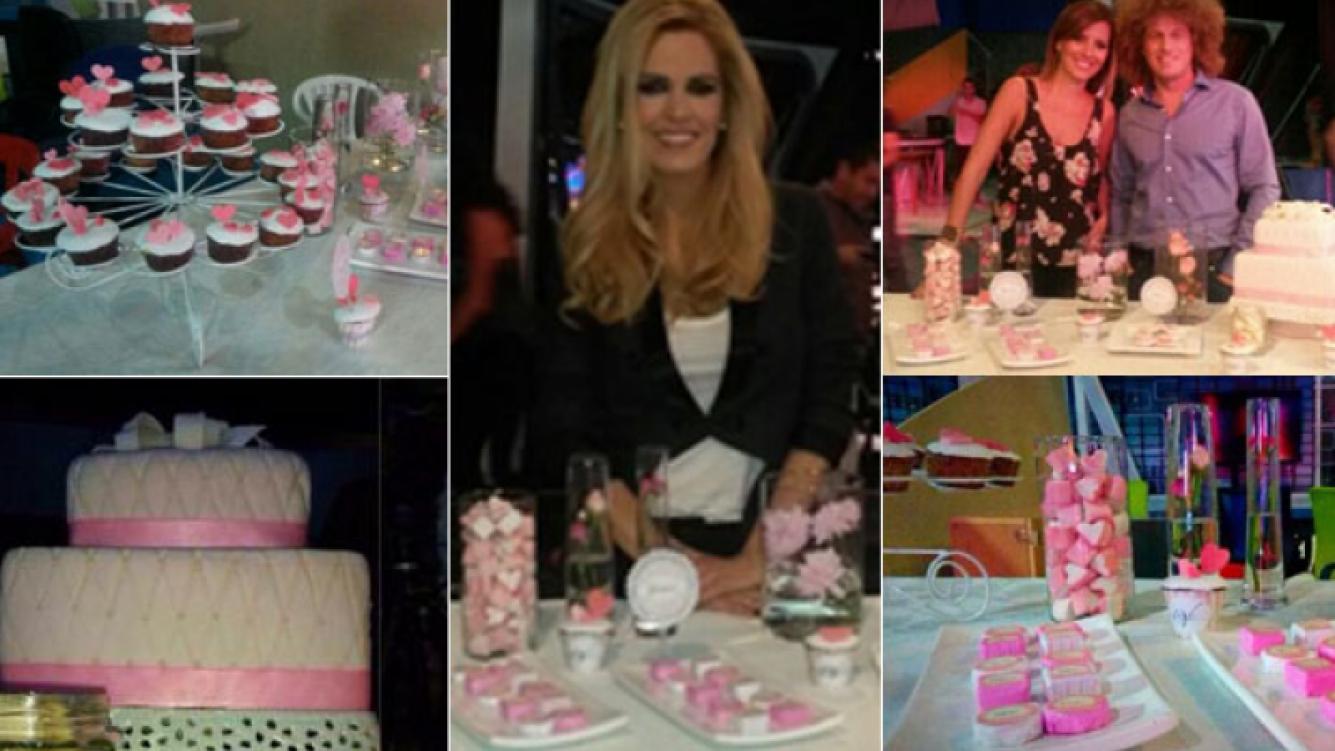 Las fotos del cumpleaños de Viviana Canosa con candy bar. (Fotos: Eneff Eventos)