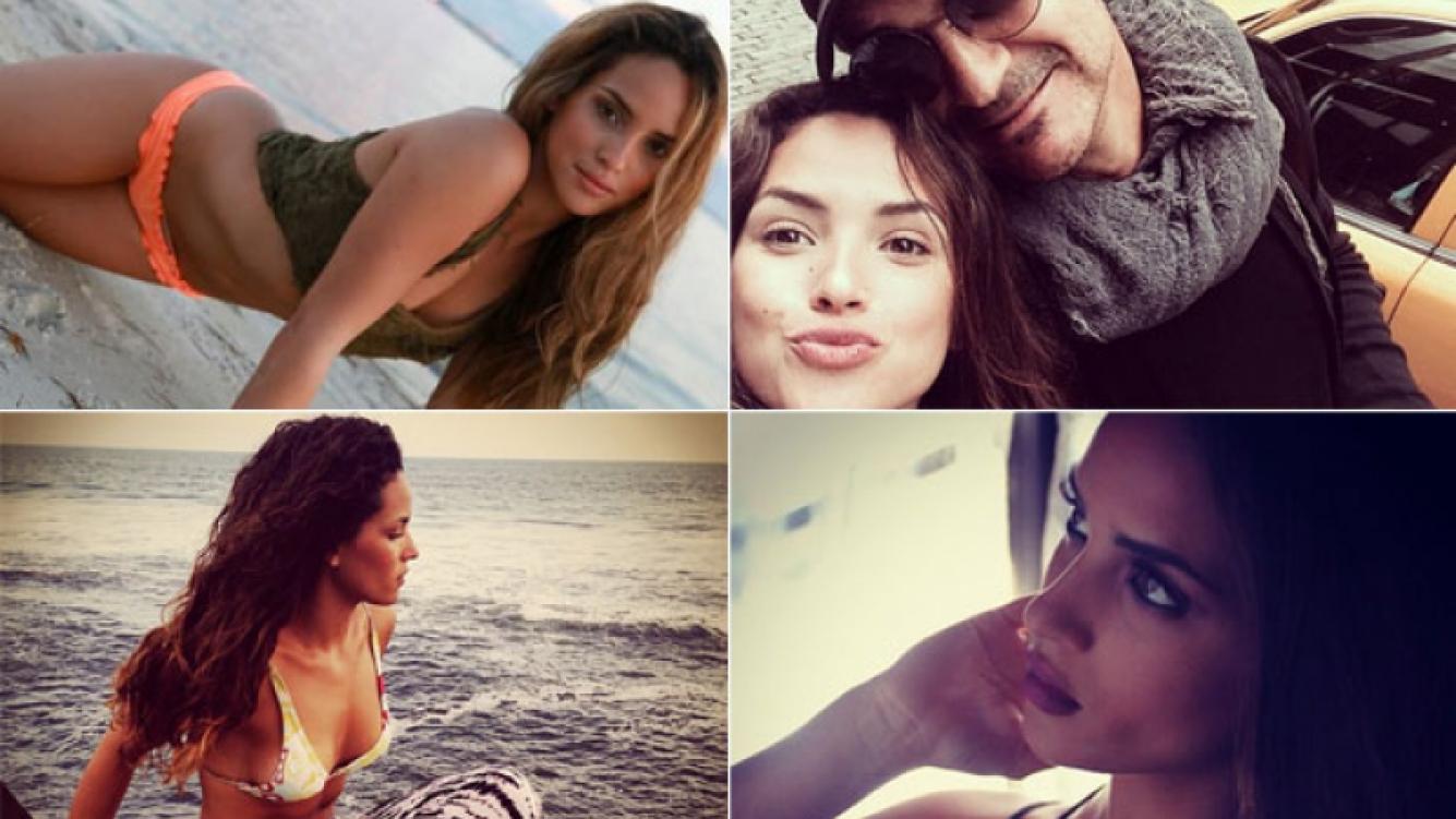 Adria, la bella hija de Ricardo Arjona (Foto: Instagram)