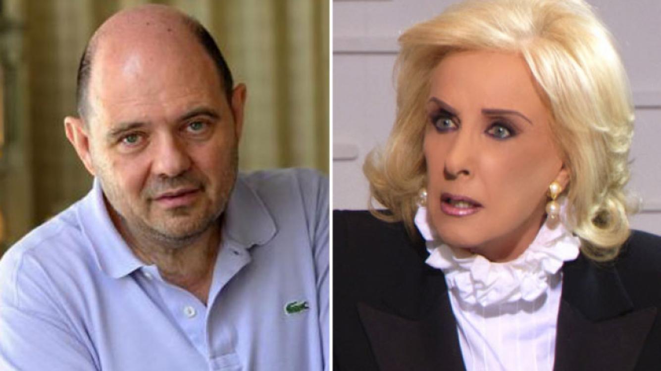 Carlos Rottemberg y su crítica a Mirtha Legrand. (Foto: Web)