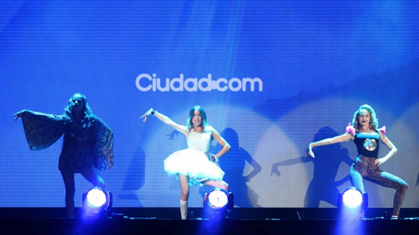 Show de Violetta en Tecnópolis (Foto: Movilpress)