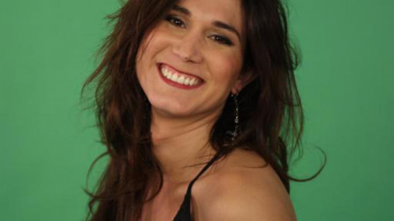 Valeria de GH2015. (Foto: Twitter)