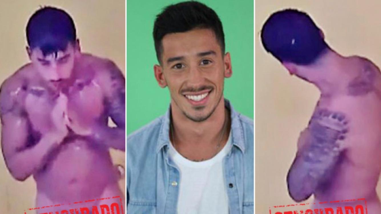 Nicol s y el primer desnudo masculino en la casa de gran - Fotografia desnudo masculino ...