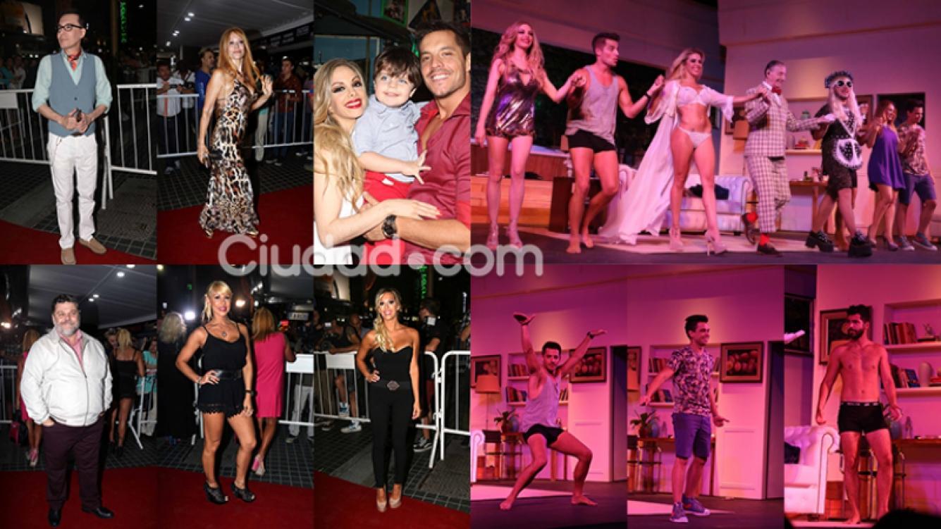 Las fotos del debut de El Champán las pone mimosas. (Foto: Movilpress-Ciudad.com)