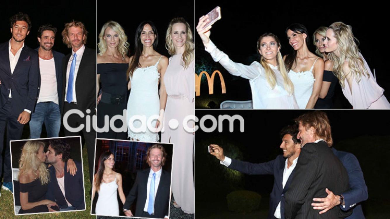 Evento por los 30 años de McDonald's en la Argentina (Foto: Movilpress)