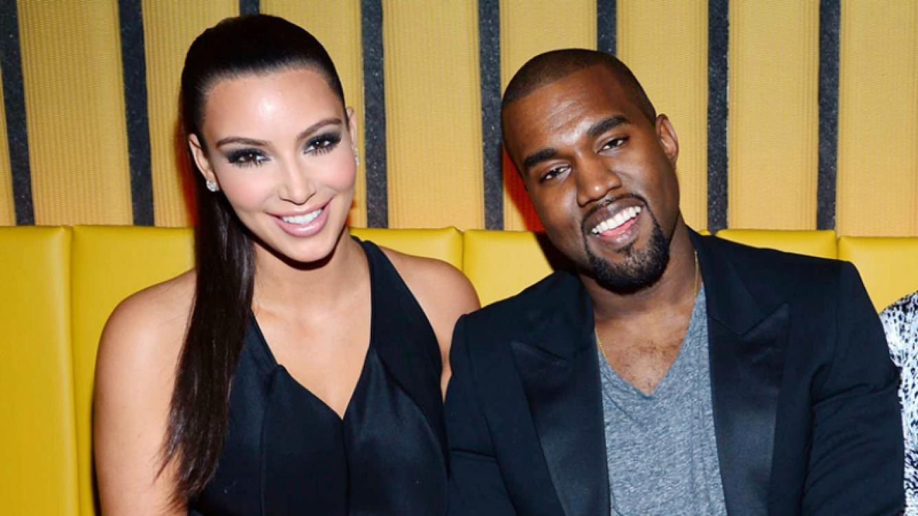 """Kim Kardashian y Kanye West, """"embarazados"""" de su segundo hijo. (Foto: Web)"""