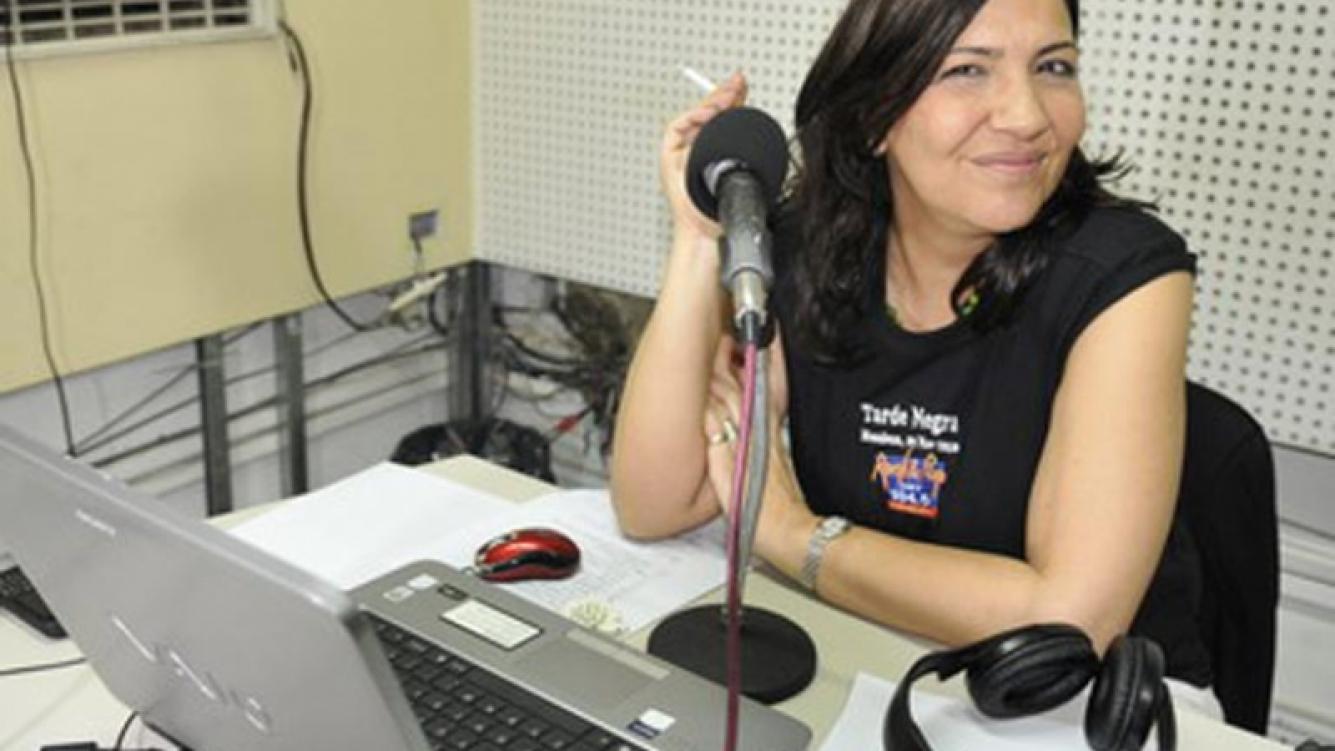 La Negra Vernaci y su picante opinión sobre los famosos y la violencia de género. (Foto: Web)