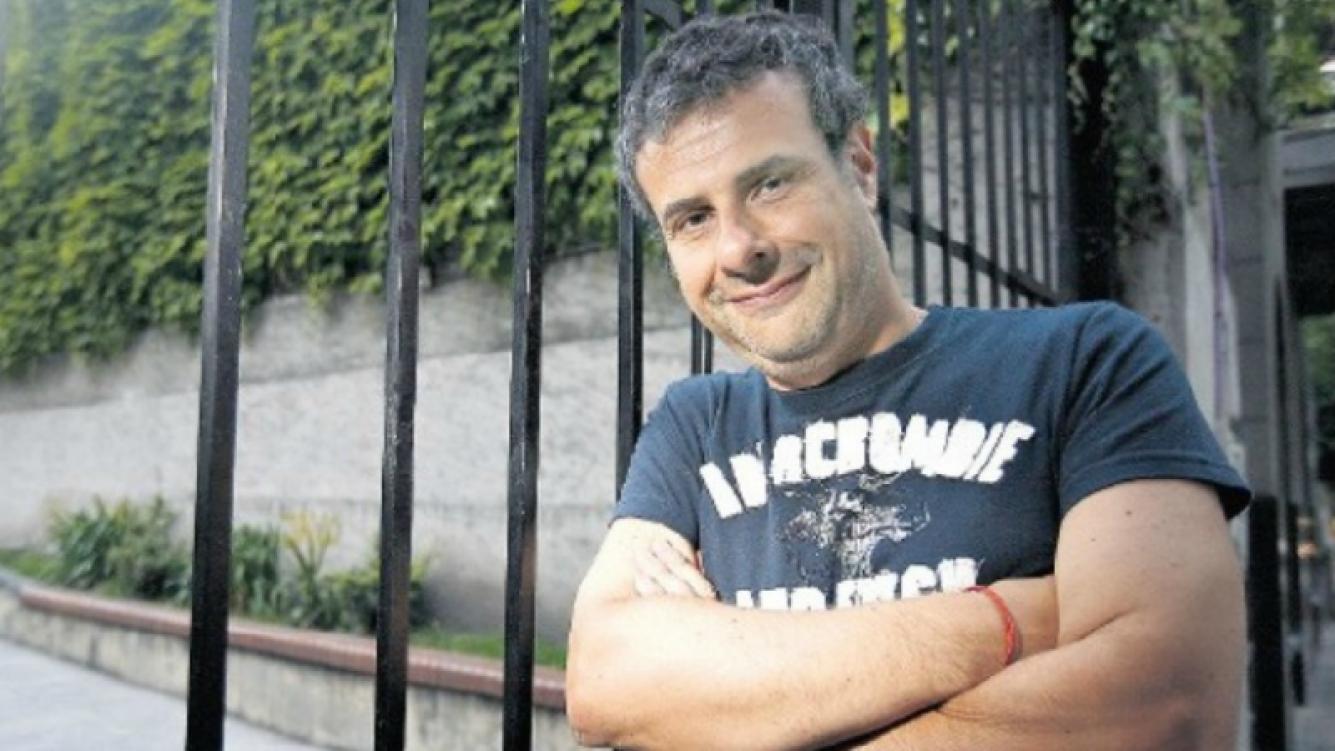 Ari Paluch habló del lazo especial que lo une con su hija Martina. Foto: Web