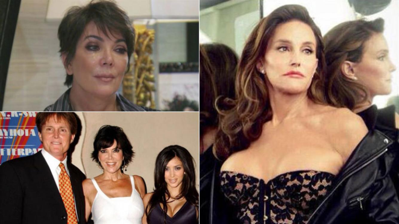 Kris Jenner habló de la transformación de Bruce a Caitlyn Fotos: Web.